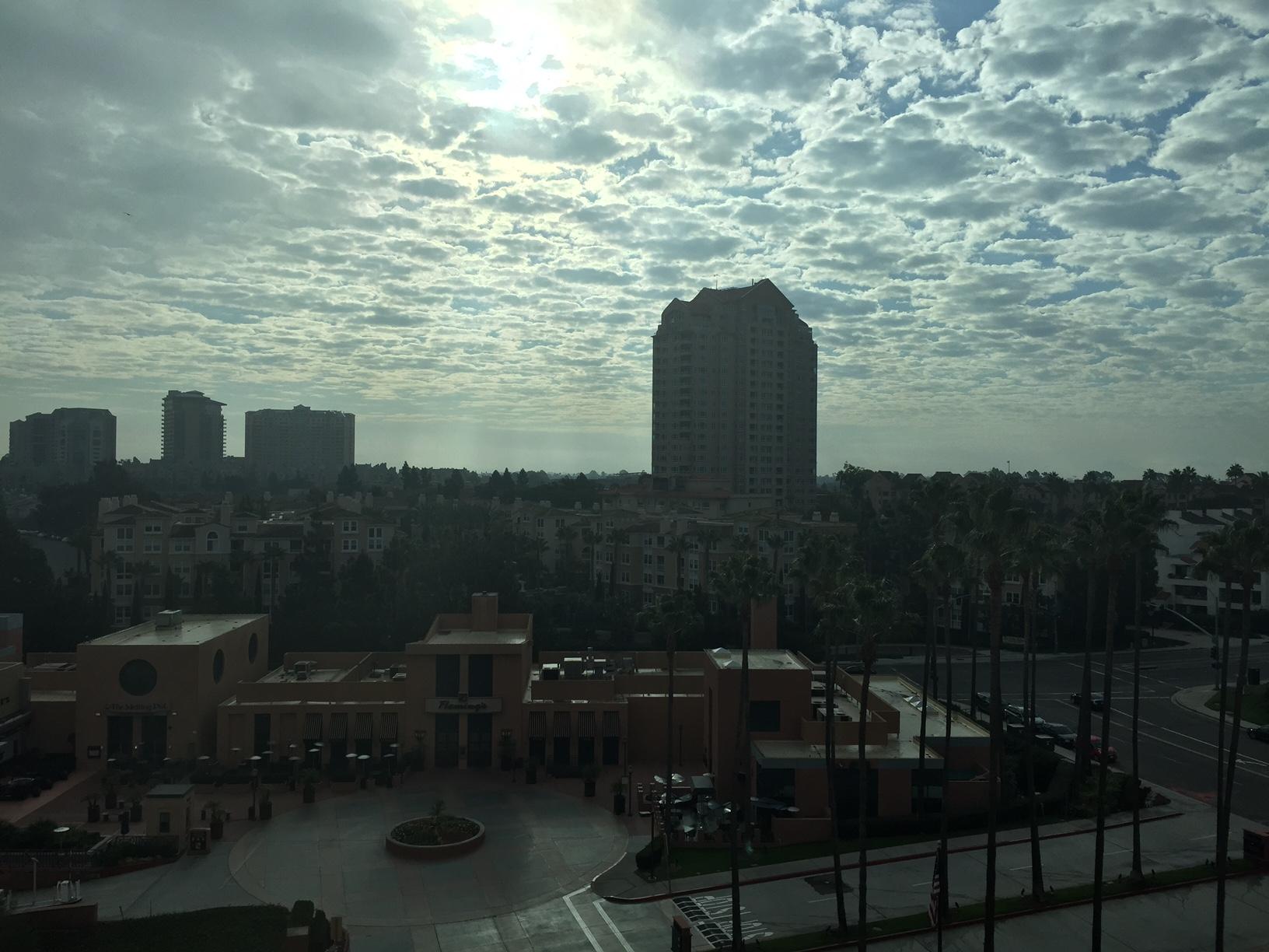 La Jolla view
