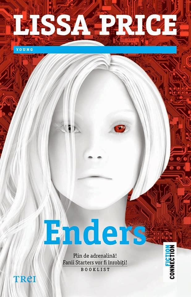 Romanian Enders Cover