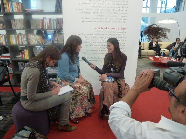 Lissa Price tv interview347