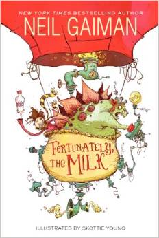 neil gaiman fortunately the milk